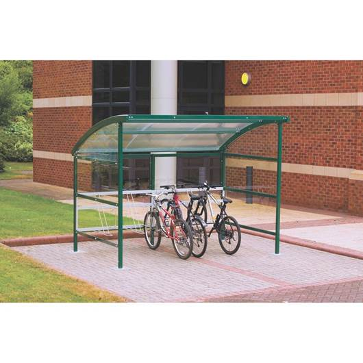 Picture of Premier Cycle Shelters