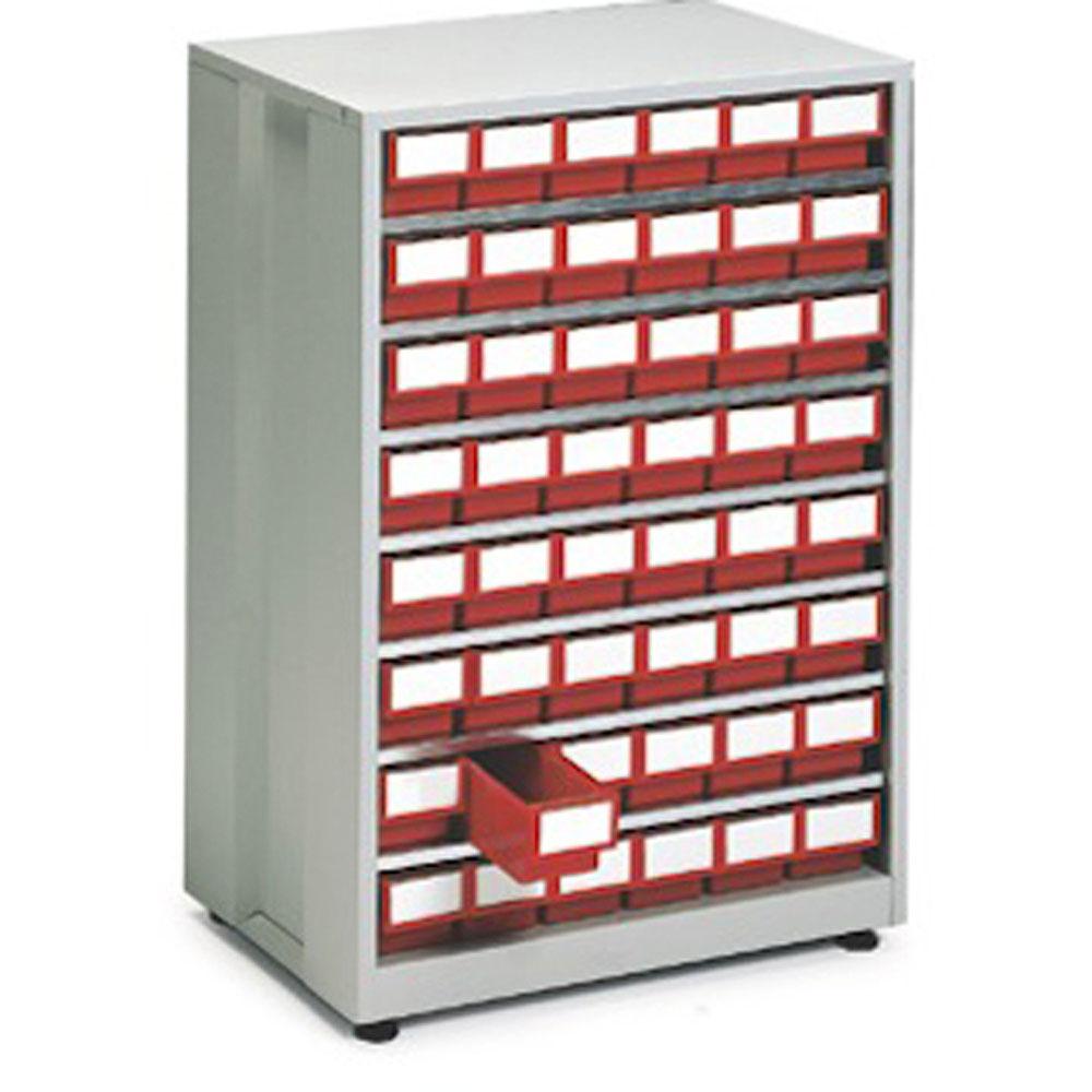 high density bin cabinets