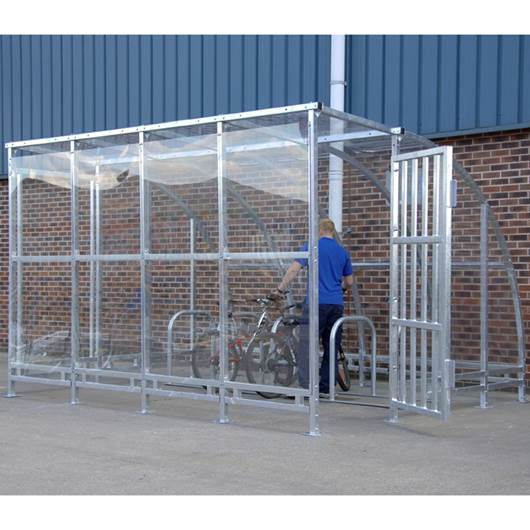 Picture of Secure Kenilworth Cycle Shelters