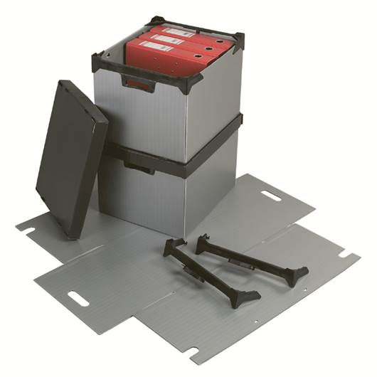 Picture of Kbins - Stacking Archive Storage Boxes