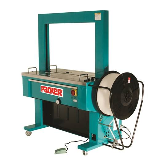 Picture of Automatic Strapping Machine