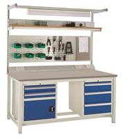 Picture of Euroslide Superbench with Laminate Worktop