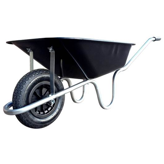 Picture of 90L Steel Wheelbarrow