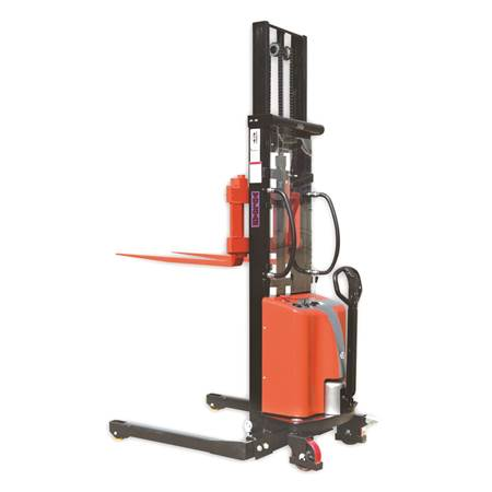 Picture for category Semi Electric Stackers