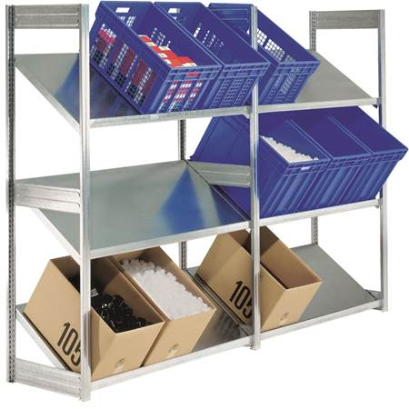 Picture for category Inclined Shelving