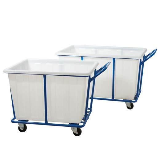 Picture of Polypropylene Container Trolleys
