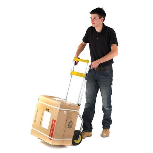 Picture of 'The Pro' Heavy Duty Folding Aluminium Sack Truck