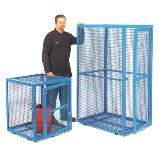 Picture of Security Cages