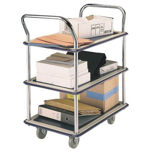Picture of Two and Three Tier Trolleys