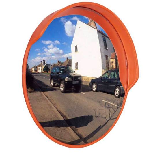 Picture of Traffic Mirror