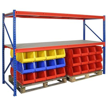 Picture for category Longspan Racking