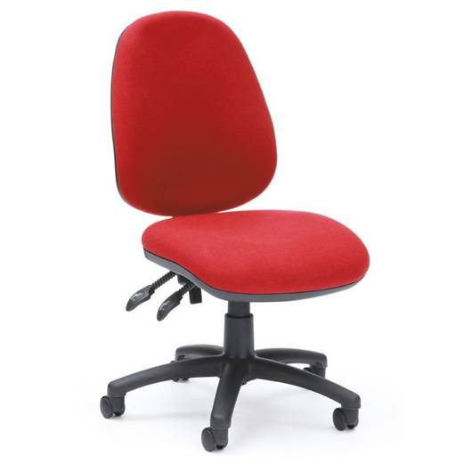 Picture of Prism Operator Chair with Asyncho Mechanism
