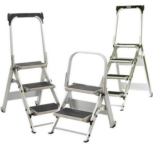 Picture of Aluminium Leader Steps