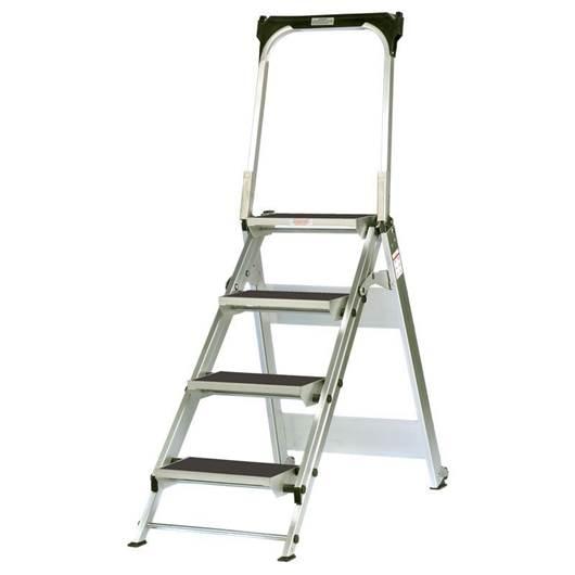 Picture of Aluminium 4 Tread Leader Step