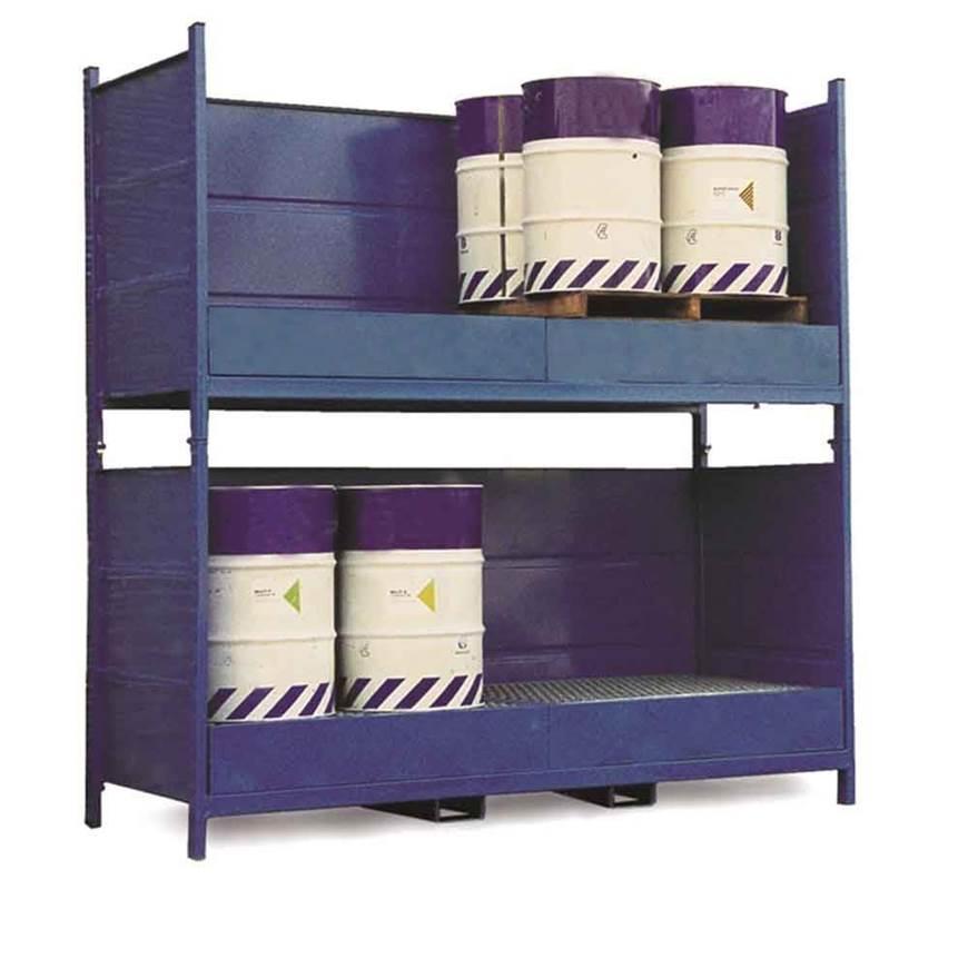 Picture of Drum Storage Units - 8 - 20 Drums