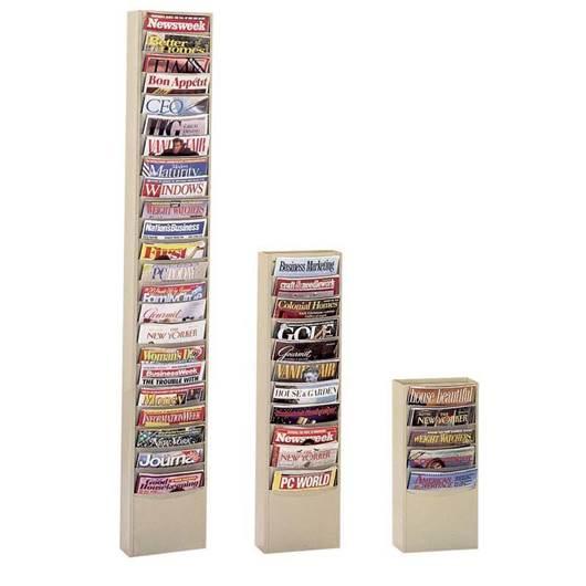 Picture of Vertical Con-tur Literature Rack