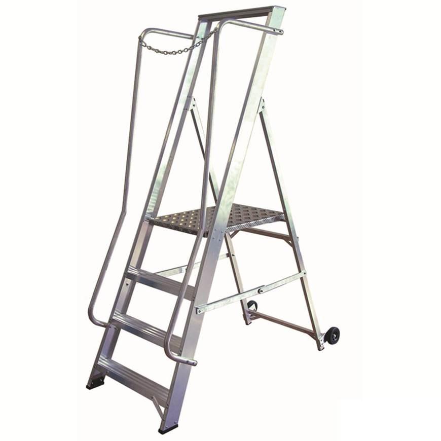 Picture of Aluminium Wide Steps