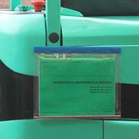 Picture of Weather Resistant Document Pockets