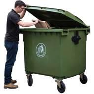Picture of 660L & 1100L Waste Bins