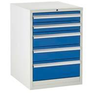 Picture of Euroslide 5 Drawer Cabinet