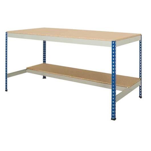 Picture of Rivet Half Undershelf Workbench