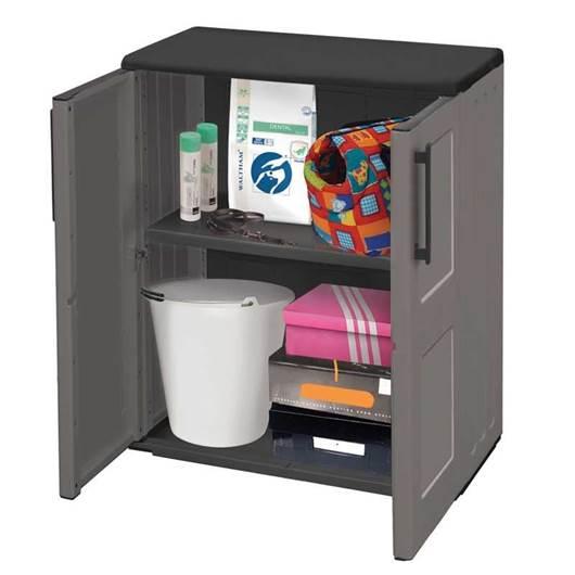 Picture of Industrial Compact Double Door Utility Cupboard