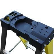 Picture of Climb-It Glass Fibre Platform Stepladders